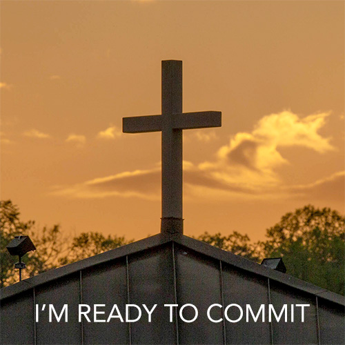 I'm Ready to Commit