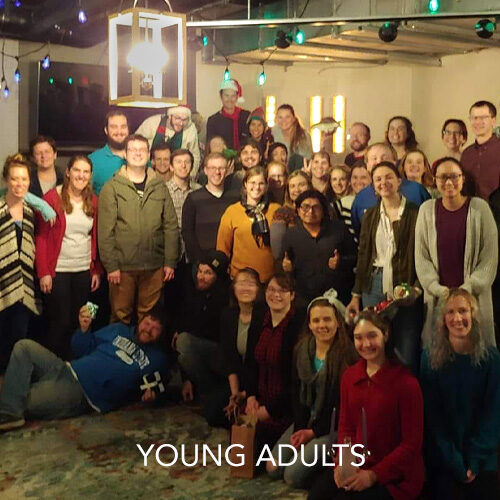AR YOUNG ADULTS